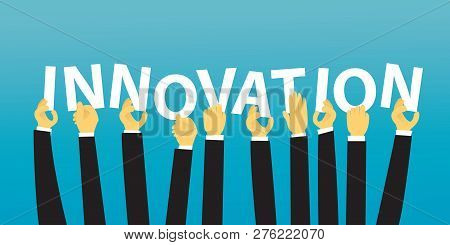 Innovation In Business Concept