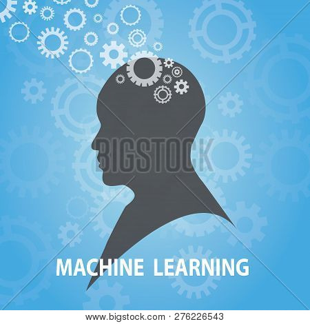 Machine Learning Business Technology Concept