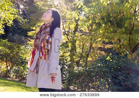 A breathe of fresh air