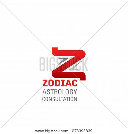 Zodiac Icon Astrology Vector Photo Free Trial Bigstock