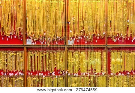 Blurred Gold, Panel Gold Shop Jewelry Store For Seller Recommend Products And Gold Showcase, Blur Go