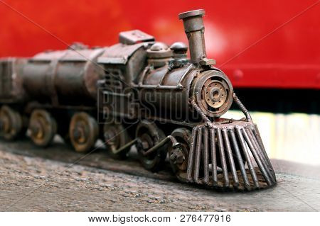 Steel Train Toys For Kids, Train Toys Collectibles