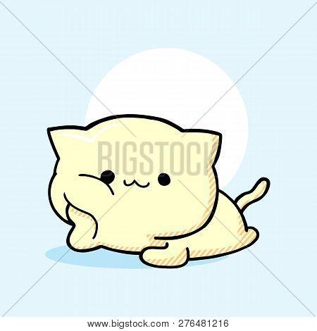 Sitting Cat. Cat Vector. Sitting Cat Meme. Sitting Cat Drawing. Sitting Cat Cartoon. Sitting Cat Toy
