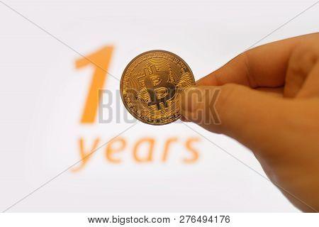 Bitcoin 10th Anniversary Of The Genesis Block