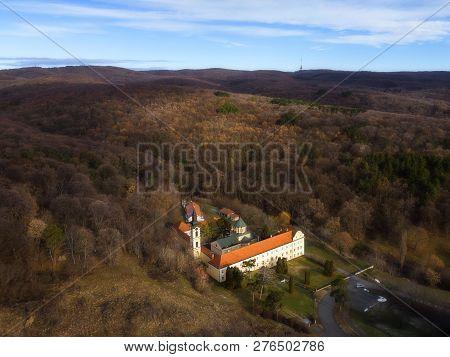 Novo Hopovo Monastery Near Irig, Serbia