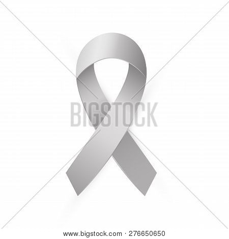 3d Gray Awareness Type On White Backdrop. Diabetes, Borderline Personality Disorder Awareness Medica