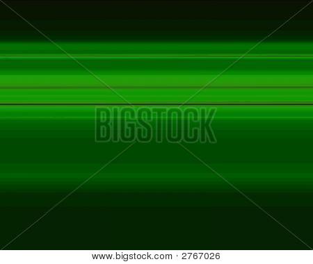 Green Colume  Black  Background