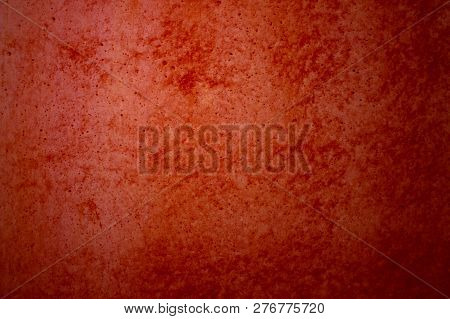 Red Grungy And Dirty Background Texture Background