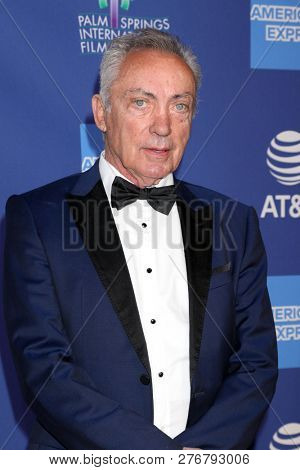 PALM SPRINGS - JAN 17:  Udo Kier at the 30th Palm Springs International Film Festival Awards Gala at the Palm Springs Convention Center on January 17, 2019 in Palm Springs, CA