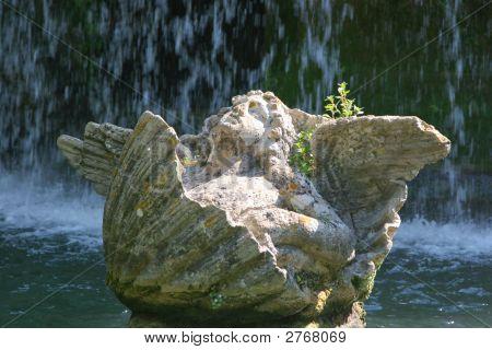 Liquid, Stone, Wings