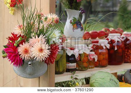 Harvest theme