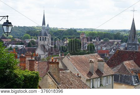 The Fortified Medieval Town Of Provins Boasts An Extraordinary Architectural Heritage.