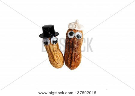 Introducing Mr and Mrs. Nut