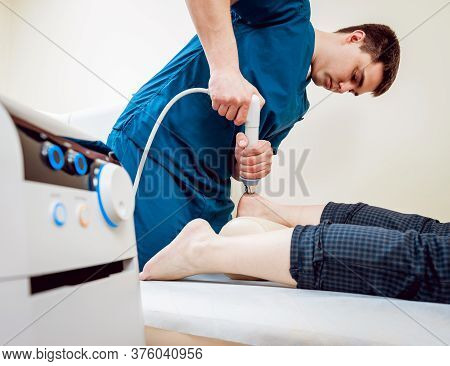 Shock Wave Therapy. The Magnetic Field, Rehabilitation