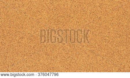 Empty blank cork board or bulletin board. Showing close up of corkboard texture.