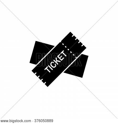 Illustration Vector Graphic Of Ticket Icon Template