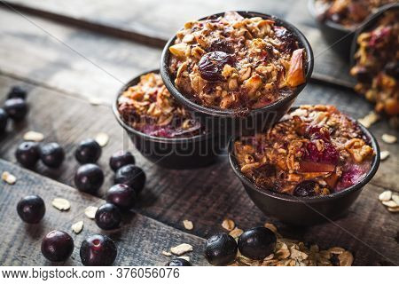 Vegetarian Protein Muffins Pre And/or Post Workouts