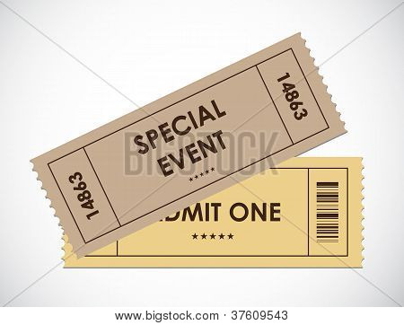 Special Old Entrance Tickets