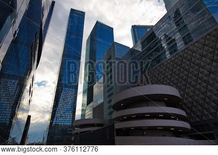 Skyscrapers Of Moscow-city 6