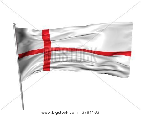 Faeroe Islands Flag