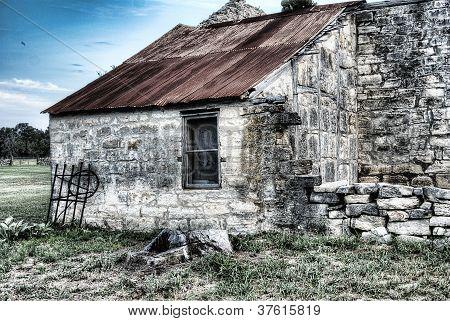 HDR Stone Settlement
