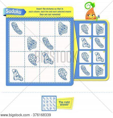 Sudoku  Iq Adults 7 Zentangle