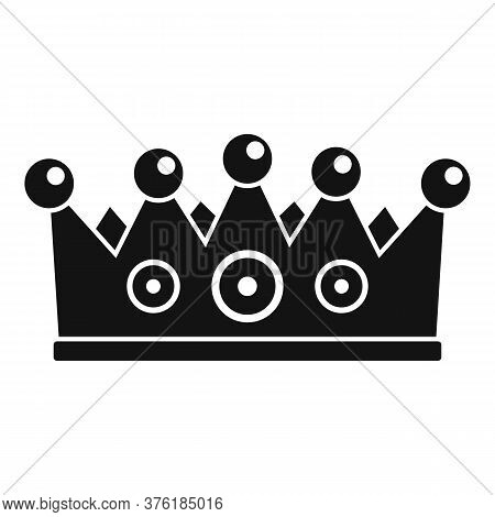 Excellence Crown Icon. Simple Illustration Of Excellence Crown Vector Icon For Web Design Isolated O