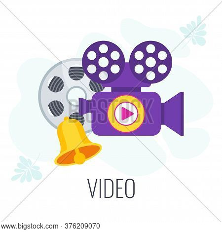 Video Marketing. Video Channel To The Internet, Subscription And Alerts. Attracting New Subscribers