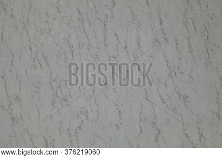 Metallic Wall Background, Texture In Gray Color On The Old Bizarre Surface. Abstract Pattern On A Fa