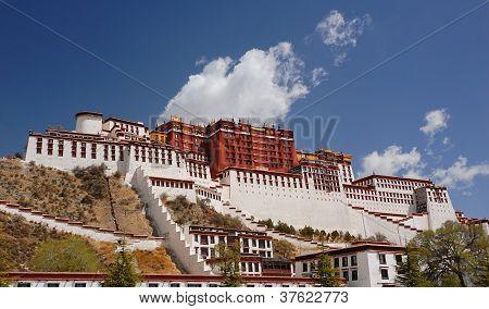 Potala Palace, Tibet