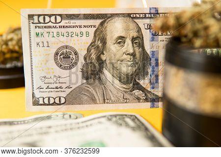 Sativa Thc Cbd. Joint Weed. Cannabis In Economics. Marijuana Weed Bud And Grinder. Money Weed.