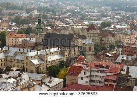 Historical center of Lviv