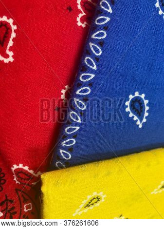 Bandanas For Face Coverings
