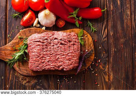 The Meat Dish Of Exquisite Italian Cuisine