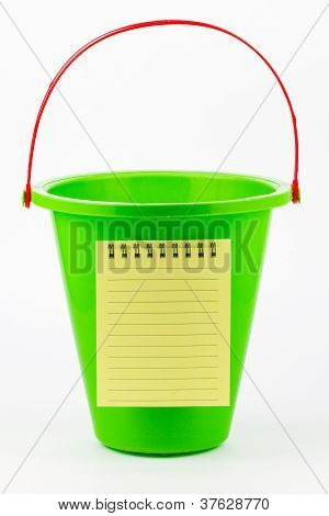 A Playful Bucket List.