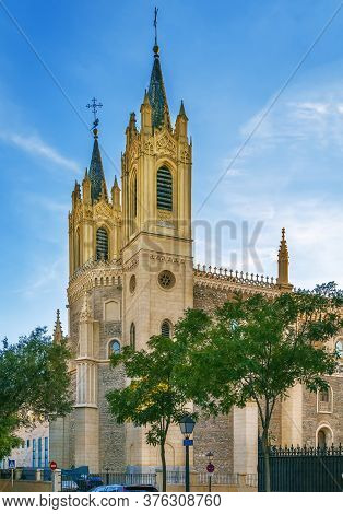 San Jeronimo El Real (st. Jerome Royal Church) Is A Roman Catholic Church From The Early 16th-centur