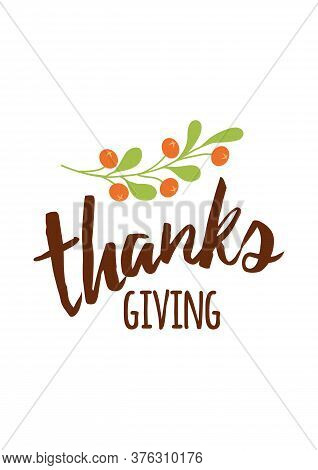 Thanksgiving With A Gratefull Heart Autumn Print Hand Drawn Autumn Cad For Thanksgiving Day Banner,