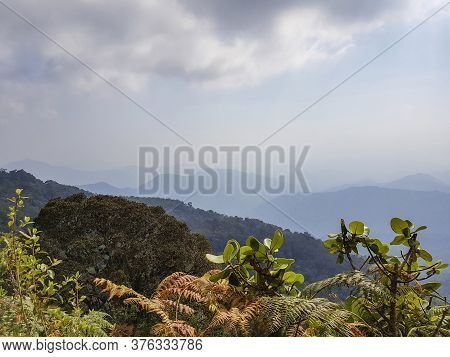 Natural Scenery Around Cerro Kennedy At The Sierra Nevada De Santa Marta Area In Colombia