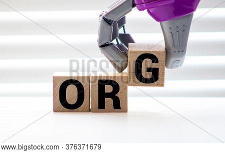 Dot Org - Non-profit Organization Internet Domain Extension