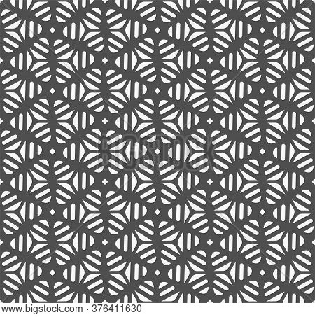 Repetitive Linear Vector Braid Background Pattern. Repeat Tileable Graphic 1920 Grid Texture. Seamle