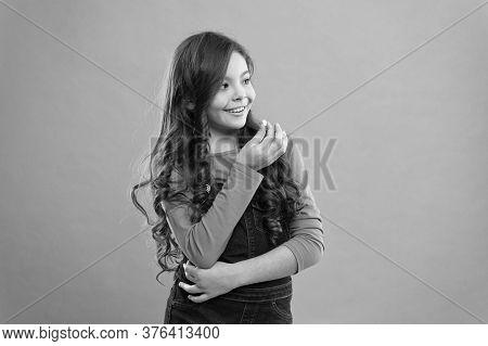 Coronavirus Epidemic. Prevention Pill. Nutritious Diet Help Body Girl With Long Hair Hold Pill Finge