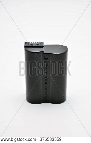 Quezon City, Ph - July 8 - Nikon En El15 Dslr Camera Battery On July 8, 2020 In Quezon City, Philipp
