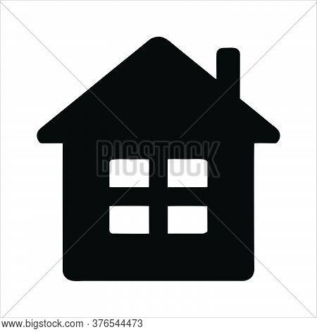 Vector Home Icon.house Icon. House Icon Vector. House Icon Simple. House Icon App.