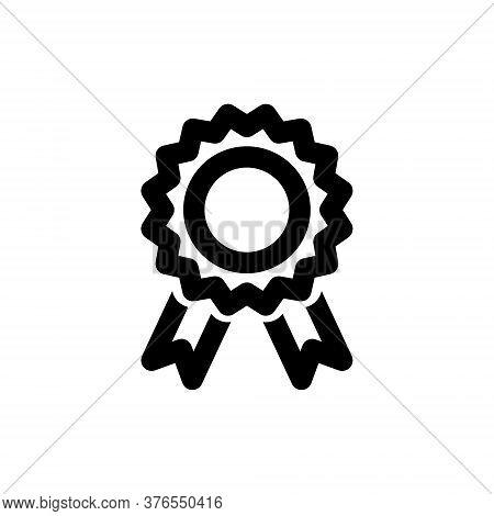 Guarantee Quality Icon. Pictograph Of Award Vector Symbol. Vector Illustration.