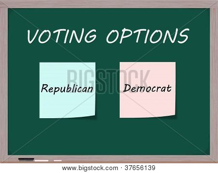 Voting Options On Blackboard