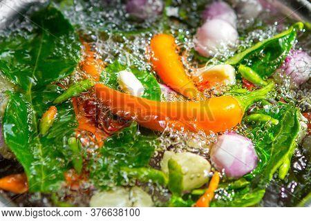 Herbal Ingredients, Ingredients, Ingredients Of Tom Yum
