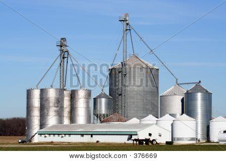 Rural Storage System