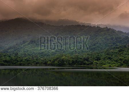 Dam Is A Multi-purpose Hydroelectric Dam In Thailand