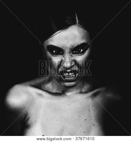 Girl Aggressor