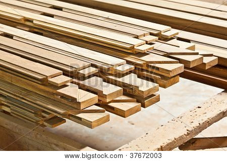The Stock Of Lumbers